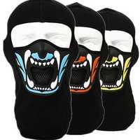 Ninja Balaclava CS Hiking Snowboard Cap Unisex Winter Warm Full Face Cover Ski Mask