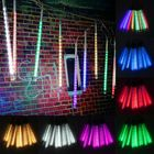 Acheter 10 Tube 30CM LED Meteor Shower Rain Fall Outdoor Christmas Xmas String Tree Light