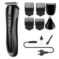KEMEI KM-1407 Hair Clipper Electric Shaver Razor Nose Hair