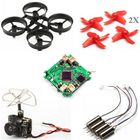 Promotion Eachine E010 Frame Beecore F3 Flight Controller Chaoli 615 59000RPM Motor TX03 72CH VTX Camera Set