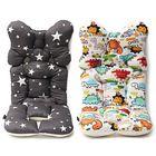 Acheter au meilleur prix Baby Kids Soft Car Seat Stroller Cushion Pad Liner Mat Head Body Support Pillow