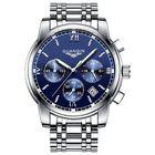 Acheter au meilleur prix Luxury GUANQIN Men Wristwatch Fashion Chronograph Watch Waterproof Full Steel Quartz Watch GS19018