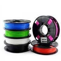 TEVO® Black/White/Blue/Orange/Green/Pink/Red 1KG 1.75mm ABS Filament for 3D Printer