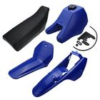Meilleurs prix Motorcycle Front Rear-Fender Body Seat Gas Tank Plastic Kit For Yamaha PW80 Peewee