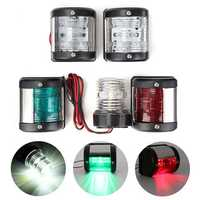 Marine Boat Yacht LED Starboard/Port/Masthead/Stern/360 Navigation Light Set