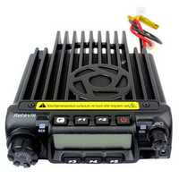 Retevis RT-9000D VHF 66-88MHz Mobile Car Radio Transceiver 200CH 50CTCSS 60W MIC