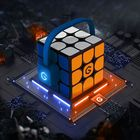 Promotion Giiker i3s AI Intelligent Super Cube Smart Magic Magnetic bluetooth APP Sync Puzzle Toys from xiaomi youpin