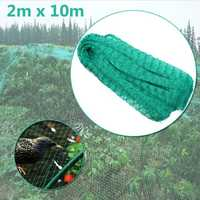 Gardening Anti Bird Net Protect Tree Net Fruit Crop Plants Pond Netting Mesh 2m x 10m