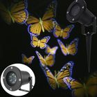 Acheter au meilleur prix Waterproof LED Colorful Butterfly Light Projector Lamp for Christmas Festival 110-220V
