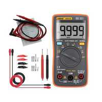 ANENG AN8008 True RMS Wave Output Digital Multimeter 9999 Counts Backlight AC DC Current Voltage Res