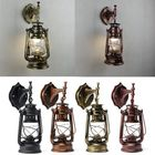 Recommandé Retro Antique Vintage Exterior Lantern Wall Lamp Bar Cafe Sconce Lighting Fixture