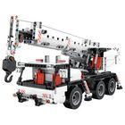 Offres Flash XiaoMi MITU Engineering Crane Building Blocks Toys Simulate Car