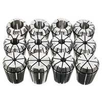 12pcs ER32 Chuck Collet 1/8 to 3/4 Inch Spring Collet Set For CNC Milling Lathe Tool