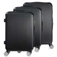 20inch+24inch+28inch 3Pcs Travel Luggage Bag Set 4 Wheels Spinner Trolley Suitcase Bag Case