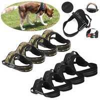Control Dog Pulling Harness Adjustable Support Comfy Pet Pitbull Training