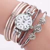 Duoya Luxury Women Quartz Watch