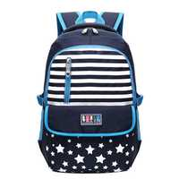 7-15 Years Old Teenager Casual Students Nylon Backpack Large Capacity Durable School Bag