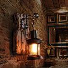 Prix de gros E27 Vintage Industrial Metal Sconce Wall Lamp Fixture Light Home Decor