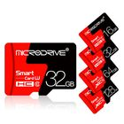 Recommandé Microdrive 8GB 16GB 32GB 64GB 128GB C10 Class 10 High Speed TF Memory Card With Card Adapter For Mobile Phone iPhone Samsung Huawei Xiaomi