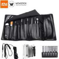 XIAOMI Wowstick 1+ Tools Kit Accessories Tweezers Scythe Cleaning Brush Anti-static Wrist Strap for DIY