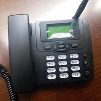Desktop Corded Telephone Caller ID English Version European Power Supply Landline Telephone
