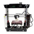 Meilleurs prix MY-2 Black/Red/Green/Yellow High Precision Desktop DIY 3D Printer 210 * 210 * 210mm Printing Size 1.75mm 0.4mm Nozzle
