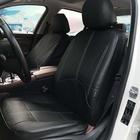 Recommandé 9Pcs PU Leather Black Car Full Surround Seat Cover Cushion Protector Set Universal for 5 Seats Car