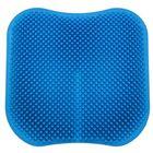 Meilleur prix 3D Massage Car Seat Cushion Silicone Massage Chair Pad Mat Seat Cover