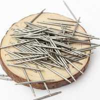 100pcs 20mm Spring Bars Watch Band Strap Link Spare Pins Repair Tool