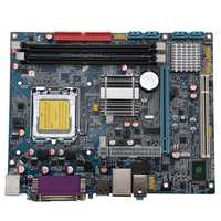 G31V186 Computer Motherboard For Intel LGA 775 CPU DDR2 667/800 Memory Type