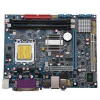 G31V186 Computer Motherboard For Intel LGA 775 CPU DDR2 667/800 Memory Type