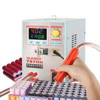 SUNKKO 797DH 3 Modes in 1 3.8kw Spot Welding Machine W/ Universal Welding Pen for Phone Notebook