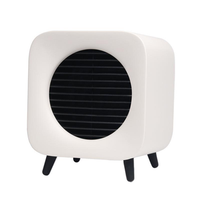 H01 Mini Portable Bedside Heater Household Electric Heaters Air Heaters for Home Office Heater