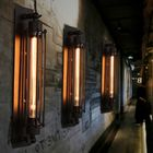 Good price Industrial Vintage Retro Lamp Wall Light Sconce Loft Ceiling Light Decor AC110-220V