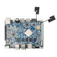 Orange Pi RK3399 2GB DDR3 16GB EMMC Cortex-A72 Type-C Double-CSI Interface Development Board Support Android6.0 Linux Image Mini PC