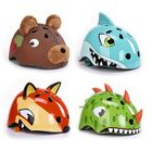 Best Price CORSA 54-58CM Children Cartoon Animal Cycling Safety Helmet Ultralight Roller Skating Bicycle Helmet