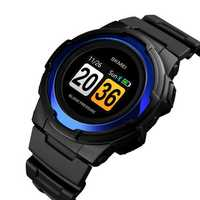 SKMEI 1438 Dynamic Heart Rate Blood Pressure Smart Watch