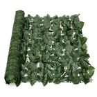 Offres Flash Expanding 1*3M Artificial Lvy Leaf Wall Fence Green Garden Screen Hedge Decorations