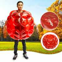 90cm Inflatable Buddy Bumper Ball Body Bubble Ball Adult Soccer Suits Outdoor Pool Games Toys