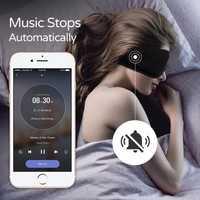 Sleepace Sleep Headphones Comfortable Eye Mask