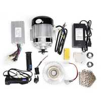 48V 500W Electric Tricycle Scooter Brushless Motor Controller Flywheel Chain Conversion Kit