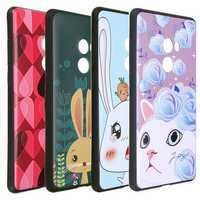 Bakeey Ultra Slim Cartoon Painting Soft TPU Protective Case for Xiaomi Mi MIX 2