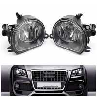 2Pcs 55W 12V H11 LED Car Fog Lights Front Bumper Head Lamps For AUDI Q7 2010-2015