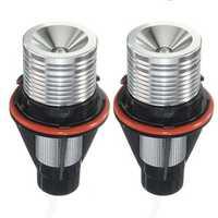 2PCS RGB LED Angel Eyes Halo Lights Bulbs for BMW E39 E60 E61 E63 E64