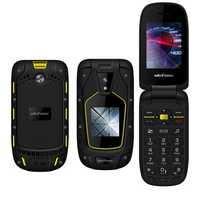 Ulefone Armor IP68 IP69K Waterproof 2.4 Inch 1200mAh Dual SIM Card Dual Standby Flip Rugged Feature Phone