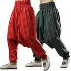 Promotion Vintage Ethnic Chinese Style Yoga Harem Sagging Pants