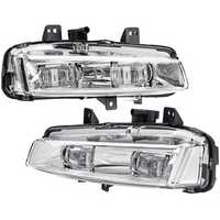 Car Left/Right Front Bumper LED Fog Lights Lamp for Range Rover Evoque Dynamic 2011-2016