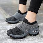 Prix de gros Women Casual Mesh Cushioned Shoes