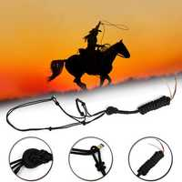 Weaver Leather Silver Tip 4 Knot Rope Horse Halter Riding Horse Racing Equestrian Sports Spurs Rope Accessories