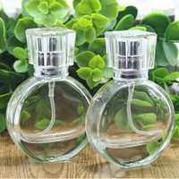 1pc Empty Refillable Perfume Spray Bottle Glass Fragrance Aroma Atomizer Container Travel